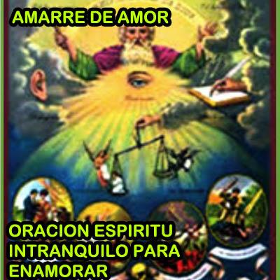Oracion espíritu intranquilo para dominar