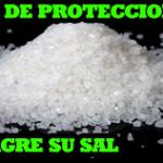 receta como hacer sal consagrada caradeau