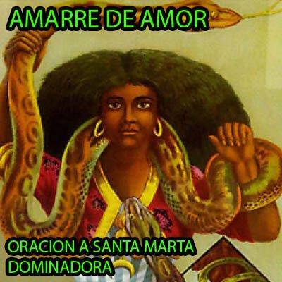 Santa Marta la dominadora