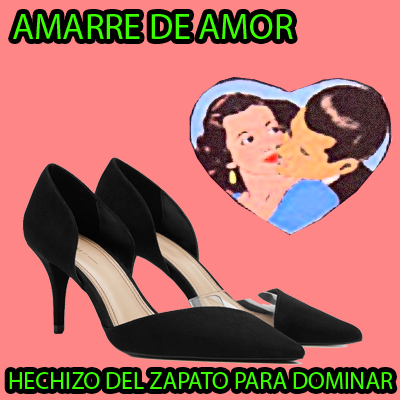 Para ws Zapato Dominar A NovioAmarresdeamor Del Mi Hechizo 13TlKJcFu
