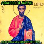 oracion-a-san-marcos-de-leon