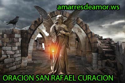 oracion a san rafael arcangel para proteccion