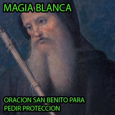 Oracion a San Benito para pedir protección y dinero