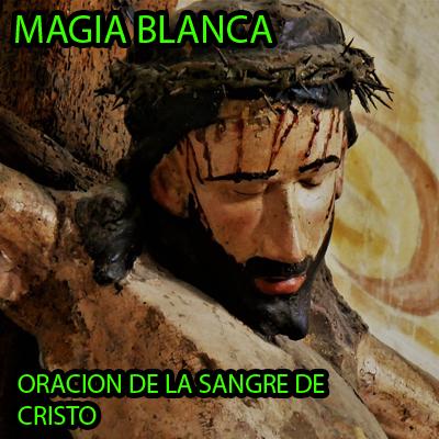 oracion de la sangre de cristo
