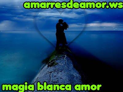magia blanca amor