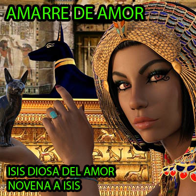 letania a isis diosa del amor