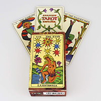 Fournier Español Baraja Tarot clásica de 78 Cartas